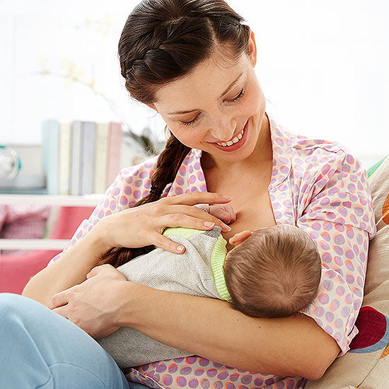Healthy Breastfeeding for the Working Mother